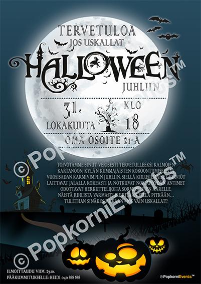 Halloween juhlat lapsille, digitaalinen juhlapaketti, halloween kutsu
