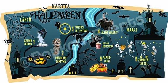 Halloween juhlat lapsille, digitaalinen juhlapaketti, aktiviteetit